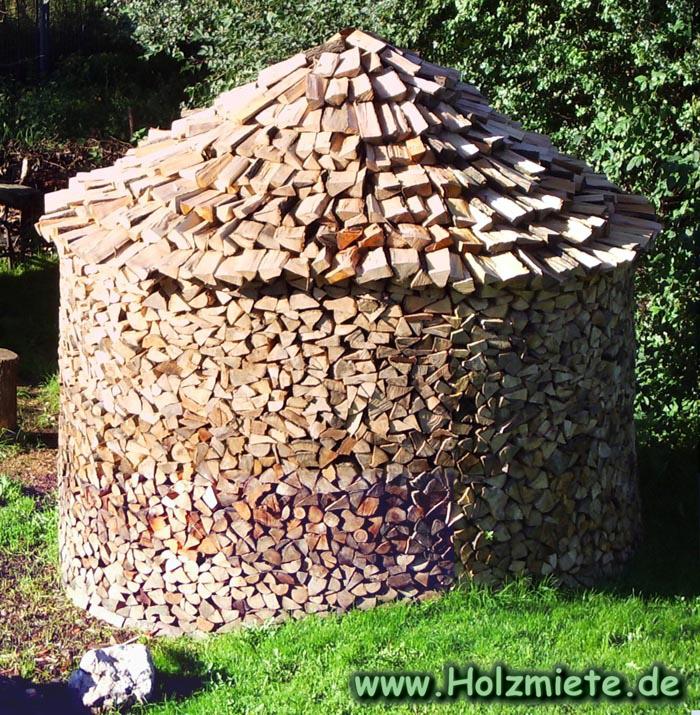 Feuerholz zum heizen
