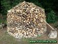 is gemaakt van eikenhout, beukenhout en haagbeukhout