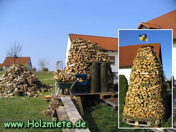 Drehspaltkeil zum Holz spalten was verdreht ist