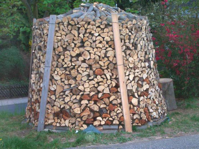 Holz selbst sägen und spalten macht viel Spaß aber man bekommt es auch gespalten ofenfertig zu kaufen