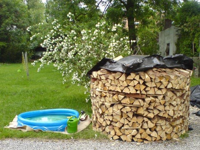 Holz kaufen und preiswert heizen