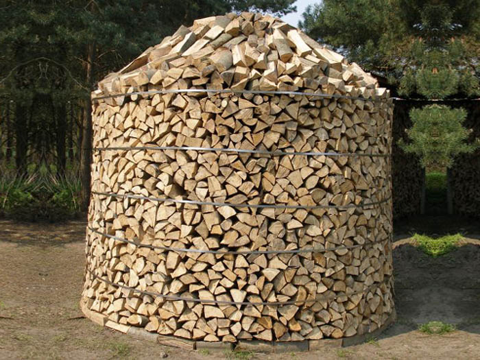 Holz Fachgerecht Und Platzsparend Lagern Als Alternative
