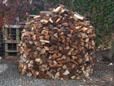 Holz hat den ersten Regenschauer �berstanden