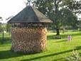 Holzlagerung | Feuerholz trocken lagern
