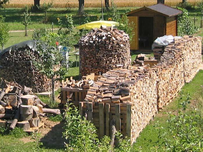 Holzmiete des Monats