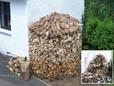 Holzschauer zu klein zum Brennholz lagern ?