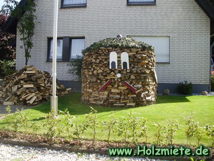 Modell Holzsoldat