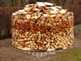 Holzsorten aus Windbruch