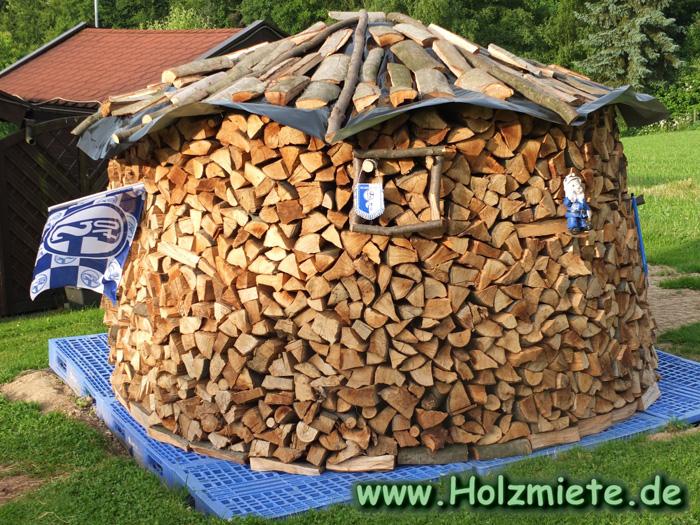 Holzangebot vom Freund dem Waldbesitzer